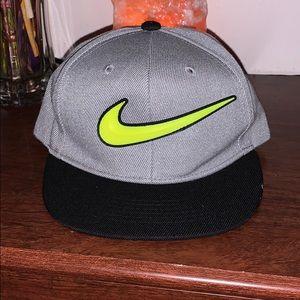 Nike logo kids hat